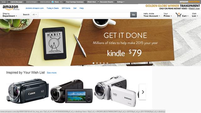 AmazonStore