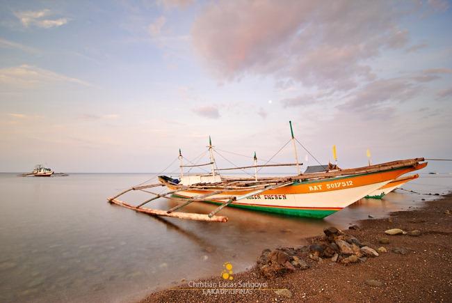 Docked Boats at Buenavista, Marinduque