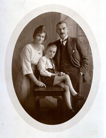 Williams family c1919
