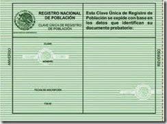 imprimir curp verde distrito federal df 2015