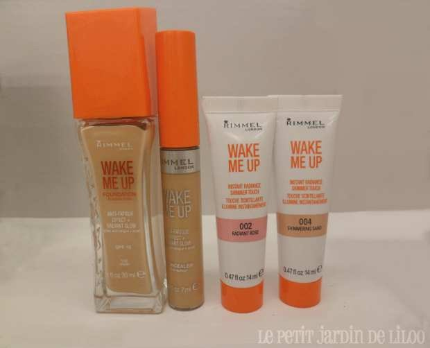 01-Rimmel Wake Me Up Instant Radiance illuminator review swatch