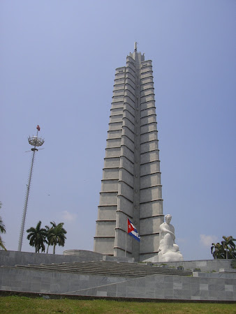 Things to do in Havana: climb the Jose Marti monument