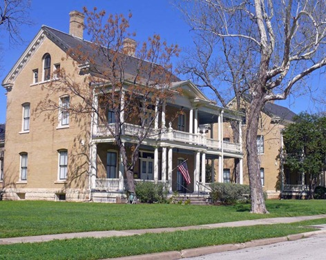 Fort Sam Historic Housing