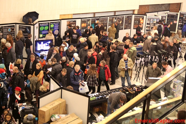Astrofestivalen på Blindern 2011