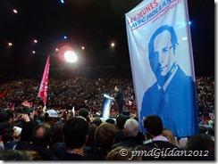 François Hollande à Bercy...