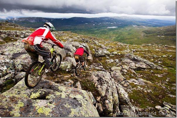 Montaña, Jämtland, Suecia