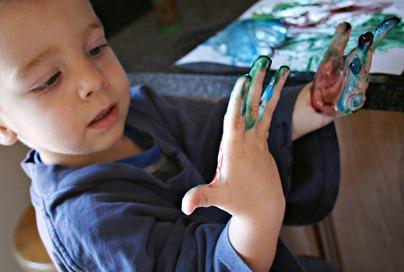 Wessy Fingerpaints