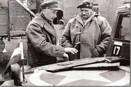 Generals-Bubbles-Barker-Monty-in-huge-Duffle-Coat