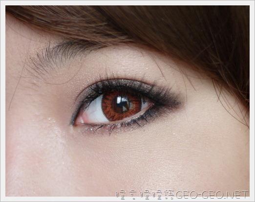 NEO隱形眼鏡-N417幸運四色深棕