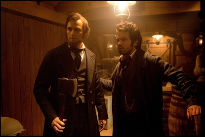 Abraham Lincoln Vampire Hunter - 1