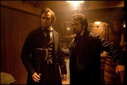 Abraham Lincoln Vampire Hunter - 1