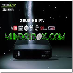 TOCOMBOX ZEUS HD IPTV
