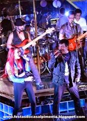 Banda Anjos da Noite na Las Vegas