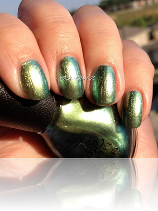 Nicole by OPI Mer-Maid for Each Other 2