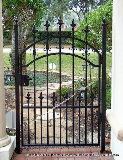 Gate Designs Garden Gates Iron