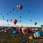 Albuquerque Balloon Fiesta 2011