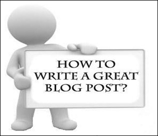5 simple steps to write a Brilliant Blog Post