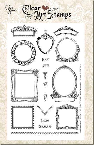 SM41 mini frames
