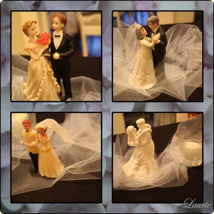 BRIDES W GROOMS
