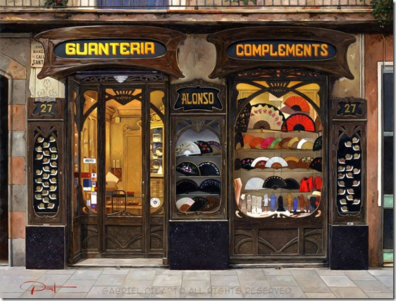 Gloves & Complements-Gabriel Picart