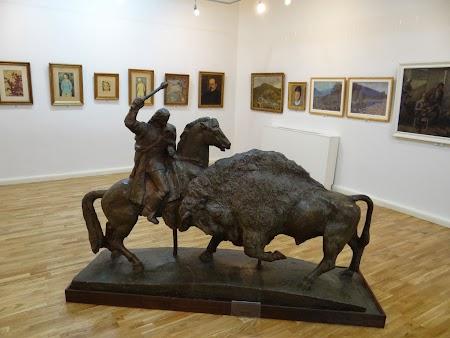 Obiective turistice Piatra Neamt:  Dragos si zimbru