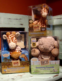 CDB Sleep Sheep & Gentle Giraffe $34.00 Giraffe on the Go $28.00