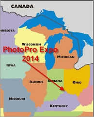 PhotoPro Expo Map