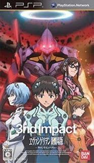 Evangelion Shin Gekijoban 3nd Impact