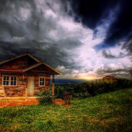 dream house by Megan Nurdiansyah - Buildings & Architecture Homes (  )
