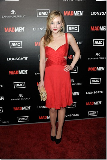 Premiere AMC Mad Men Season 5 Arrivals ziulPosGvdml
