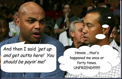 tiger woods charles barkley funny