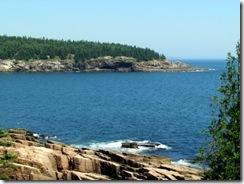 Beautiful Acadia coast!