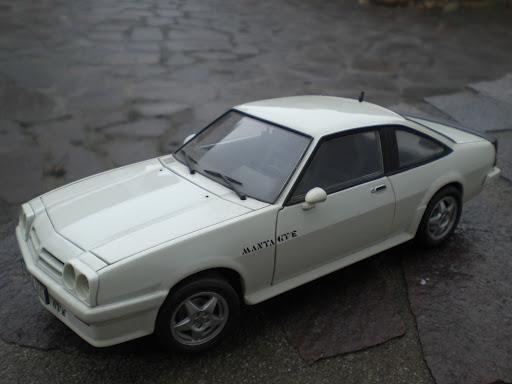 Opel Manta B GT/E - Revell