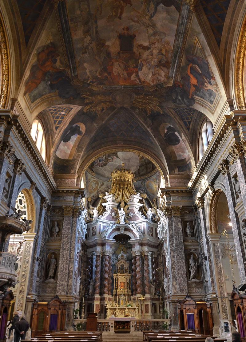 Chiesa s maria degli Scalzi 2
