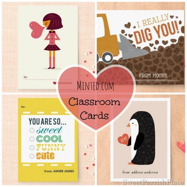 classroom cards