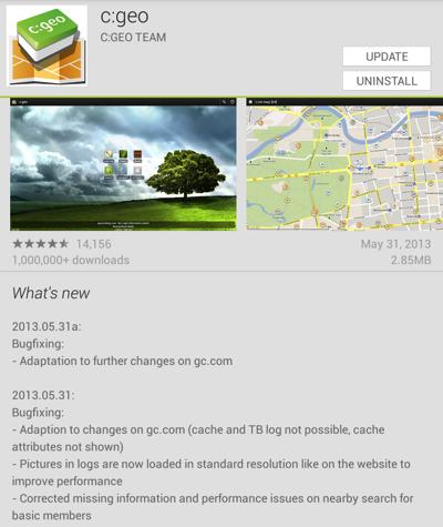 c:geo version 2013.05.31a
