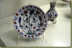 Istanbul Tile Museum Plate-1