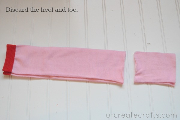 Baby Leg Warmers Tutorial 10