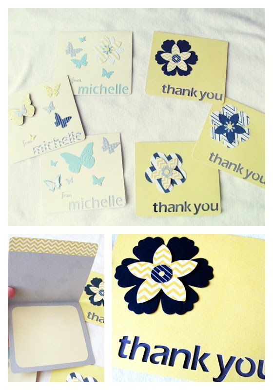 handmade gift exchange collage