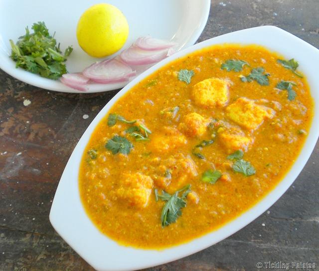 Baked Shahi Paneer