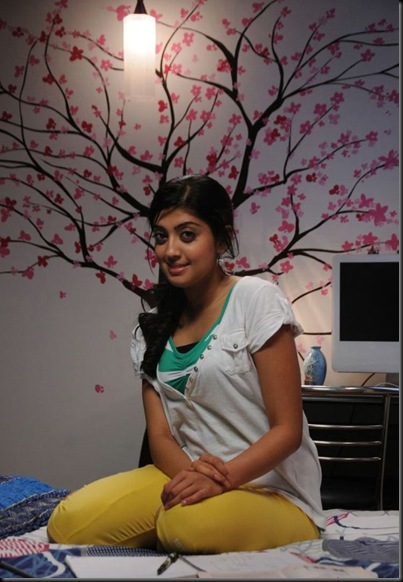 Praneetha Karthi Saguni movie stills _22