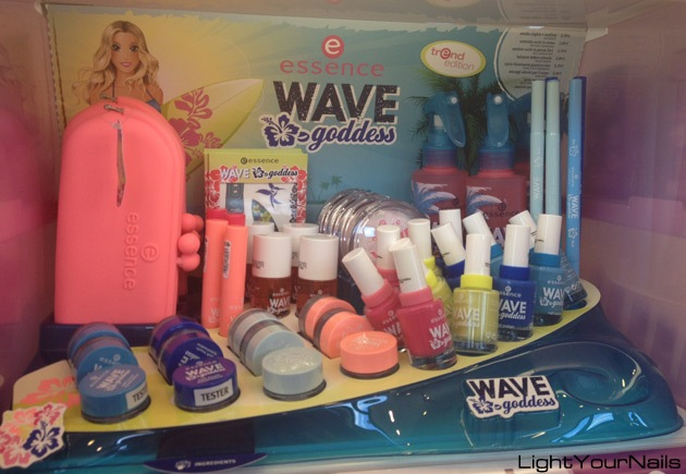 Essence Wave Goddess