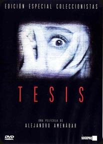 Tesis de Alejandro Amenabar [1996]