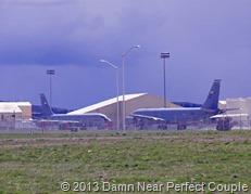 KC-135s