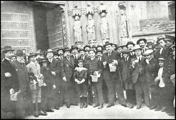 ELS GLORIOSOS 1917