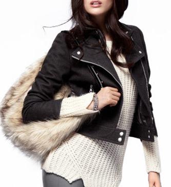 HMbiker jacket