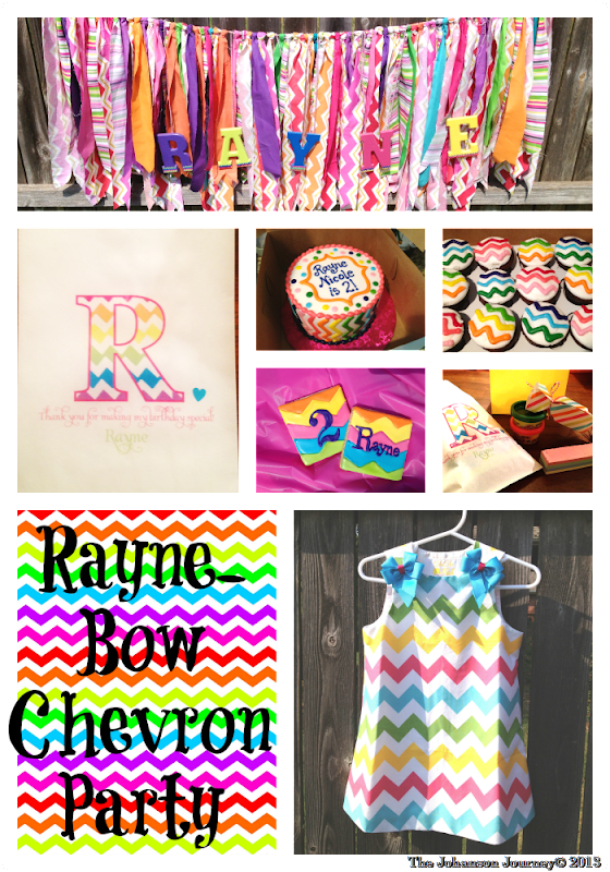 Rayne-Bow Chevron Party