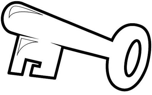 Dibujos para colorear de llaves - Imagui