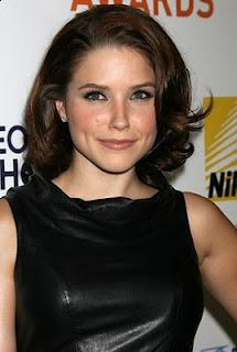 Modern Celebrity Sophia Bush Popular Prom Hairstyles