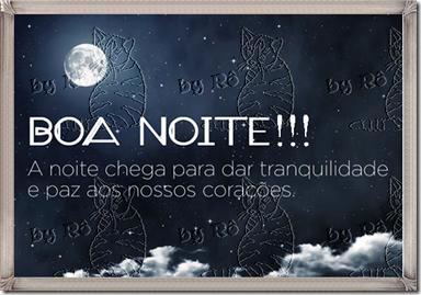 01 DE SETEMBRO...BOA  NOITE